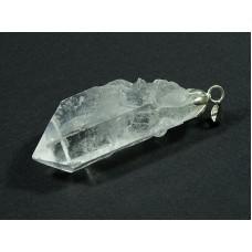 Kryształ górski Wisior 122