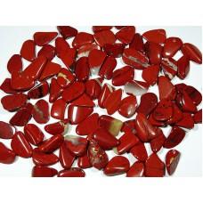 Jaspis czerwony Szlifowany 14 - 17 mm. 1 szt. 38szp