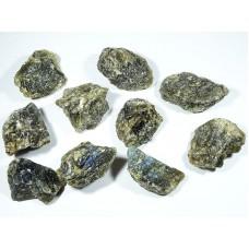 Labradoryt Surowy 30 - 35 mm. 1 szt. 91pr