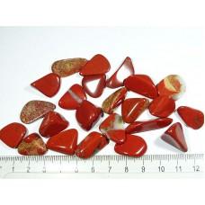 Jaspis czerwony Szlifowany Zestaw 72