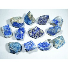 Lapis lazuli Surowy 20 - 25 mm. 1 szt. 98pr