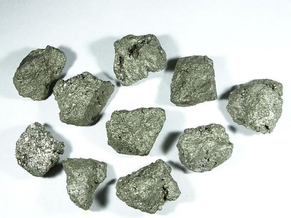 Piryt Surowy 20 - 25 mm. 1 szt. 100pr