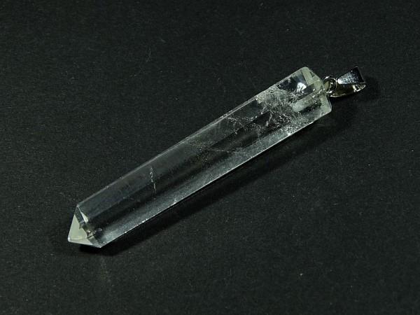 Kryształ górski Naturalny Wisior 260