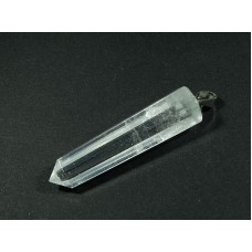 Kryształ górski Naturalny Wisior 261