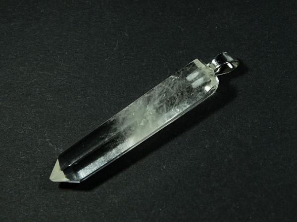 Kryształ górski Naturalny Wisior 263