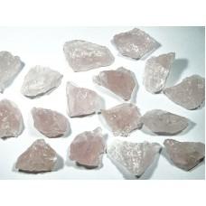 Kwarc różowy Surowy 18 - 22 mm. 1 szt. 111pr