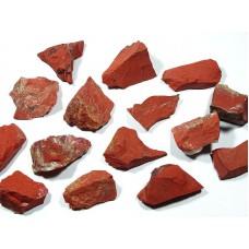 Jaspis czerwony Surowy 18 - 20 mm. 1 szt. 113pr