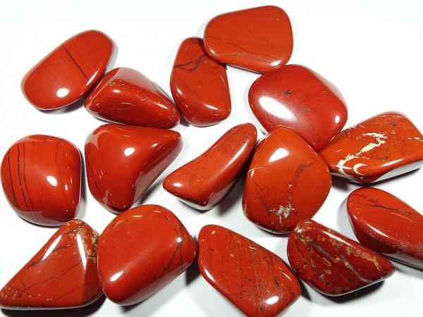 Jaspis czerwony Szlifowany Czakra podstawy 1 szt. 4pcz