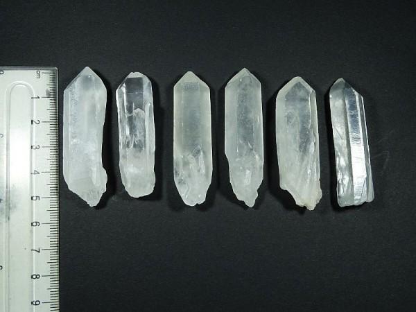 Kryształ górski Chembuster Orgonit Zestaw 6 szt. 2