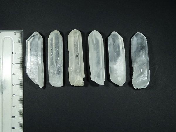 Kryształ górski Chembuster Orgonit Zestaw 6 szt. 3