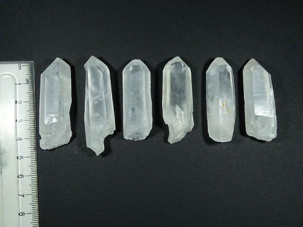 Kryształ górski Chembuster Orgonit Zestaw 6 szt. 4