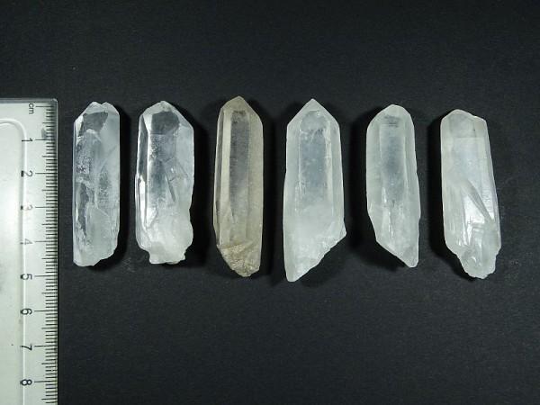 Kryształ górski Chembuster Orgonit Zestaw 6 szt. 5