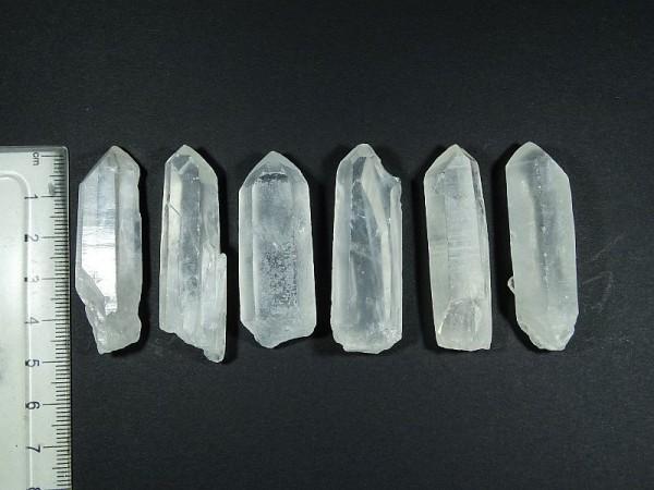 Kryształ górski Chembuster Orgonit Zestaw 6 szt. 6