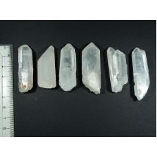 Kryształ górski Chembuster Orgonit Zestaw 6 szt. 9