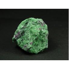 Zoisyt z rubinem Surowy Tanzania 540m