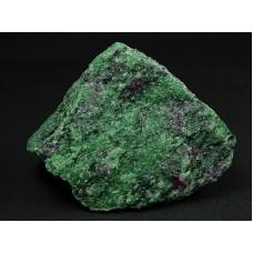 Zoisyt z rubinem Surowy Tanzania 539m