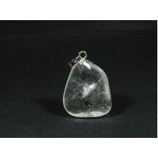 Kryształ górski Wisior 113