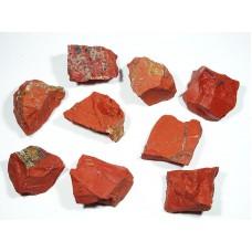 Jaspis czerwony Surowy 25 - 30 mm. 1 szt. 60pr