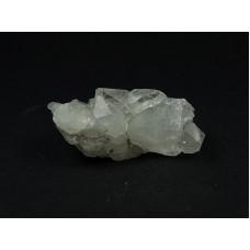 Kryształ górski Ciekawy zrost 21