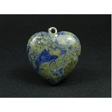 Lapis lazuli Serce 418