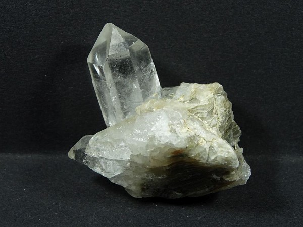 Kryształ górski Szczotka mini 8
