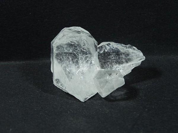 Kryształ górski Szczotka mini 64