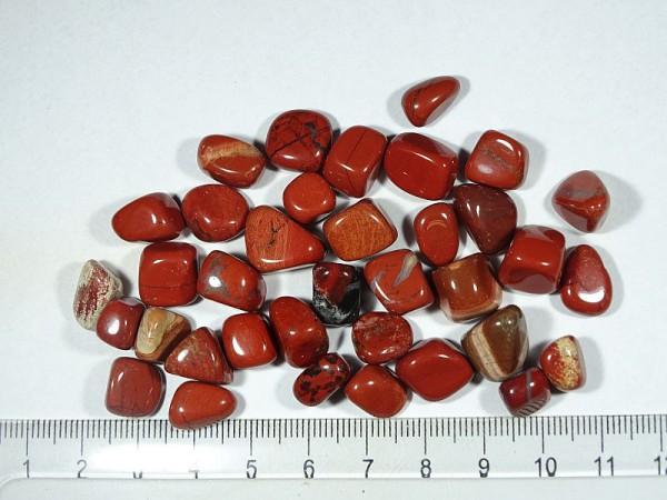 Jaspis czerwony Zestaw 50 g Orgonit 26 d