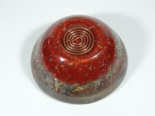 Orgonit  Odpromiennik  Jaspis czerwony   z37
