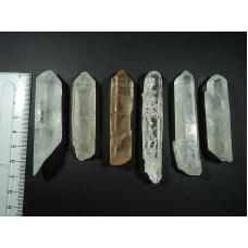 Kryształ górski Chembuster Orgonit Zestaw 6 szt. 9. R 22 mm.