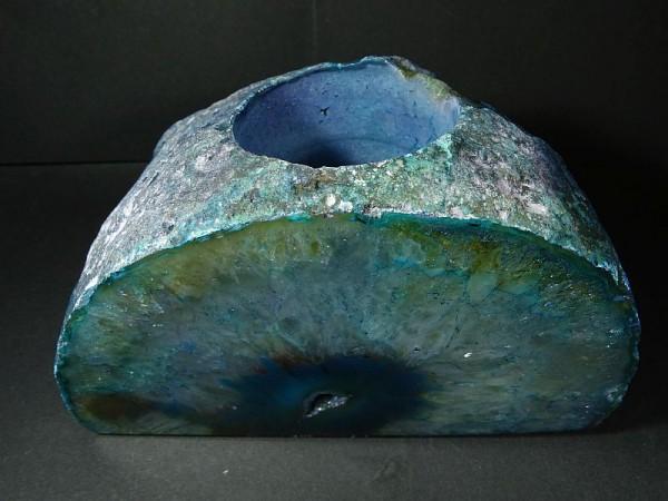 Agat Świecznik 1 Waga 1146 g.