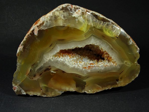 Agat cięty Buła agatowa 366 g.  6