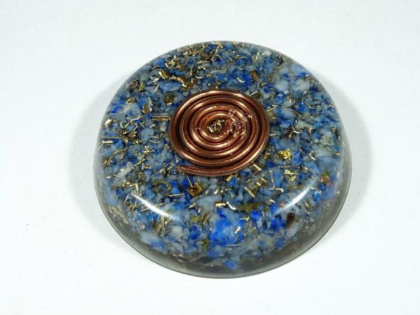 Orgonit Odpromiennik Lapis Lazuli Spirala s13