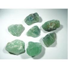 Fluoryt zielony Surowy 35 - 40 mm. 1 szt. 20pr